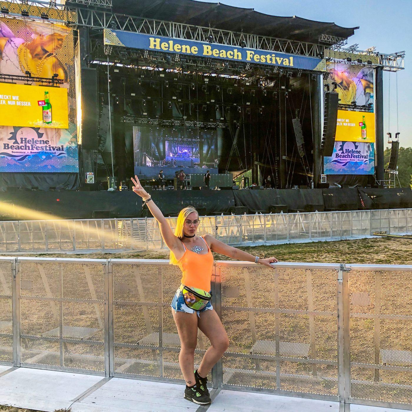 Helene Beach Festival MainStage